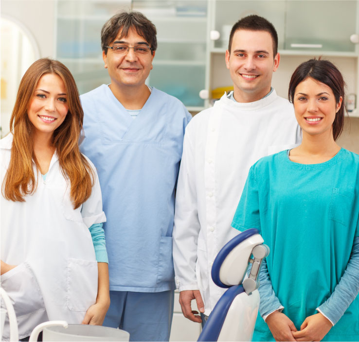 The Team of Advanced Dental Associates